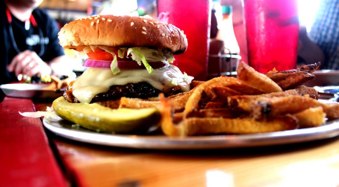 In Search of the Best Hamburger on the Mississippi Coast