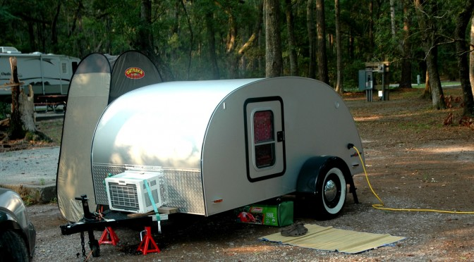 Camping Along The Mississippi Gulf Coast
