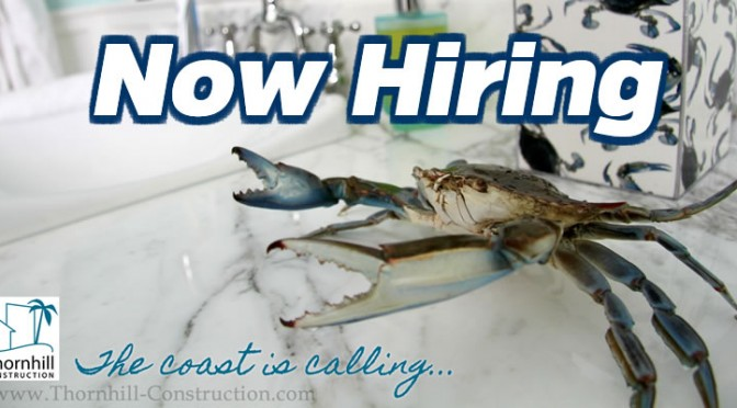 Mississippi Coast is Growing | Now Hiring